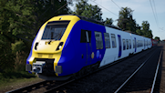 Northern Rail livery for DB442
