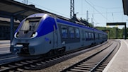 Br442 - Talent 2 | French TER with TER and SNCF Logo Livery