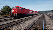 Canadian Pacific AC4400CW