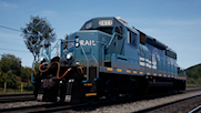 "SD40-2 Conrail ""Weathered"""