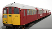 Class 483 Red Livery