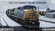 CSX Dash-8 Sound Upgrade (TSW2)