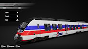 br 442 amtrack livery
