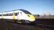 Class 395 Mock up livery