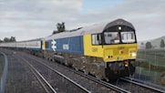 Class 66 - 66 789 Large BR Logo Livery