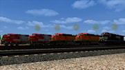 Improve Dash9 Textures (Searchlight Simulations Compatible Only)