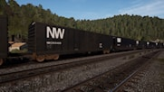 N&W Refrigerated Boxcar/Reefer for Clinchfield