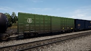 MD&W Boxcar (IBT road number)