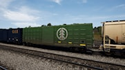 MD&W Boxcar (MDW road number)
