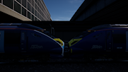 Class 395 Javelin SEHS Mask Livery