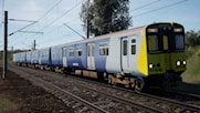 """TSW2 CCL Class 314 """"Waterline Class 508"""" Livery Pack"""