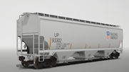 Union Pacific Covered Hopper