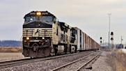SS K5LA for the CSX AC6000CW and NS C44-9W
