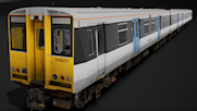 TSW2 Southeastern Class 314 (508) & Great Northern Class 314 (313) Livery Reskins