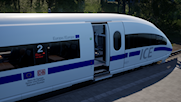 ICE 3M (BR406): Europe Livery
