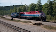 CN Heritage Unit #3115 in BC Rail Livery. ***Now version 2***